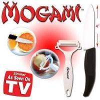 Набір керамічних ножів з цирконієвої кераміки Mogami