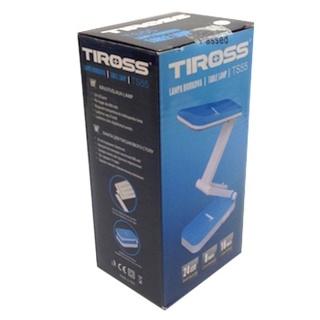 Настільна світлодіодна лампа Tiross TS 55