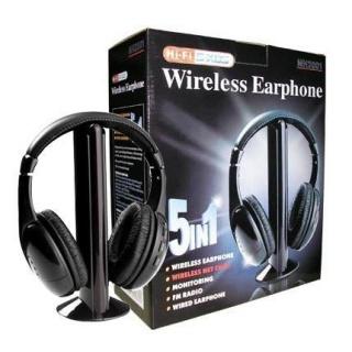 Беспроводные радио наушники Wireless Earphone