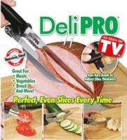 Кухонний ніж для нарізки Deli Pro Делі Про