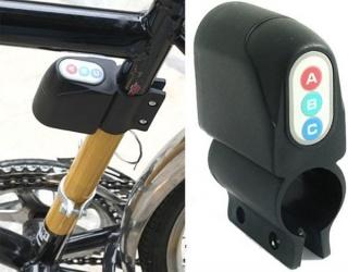 Охранная сигнализация для велосипеда (велосигнализация)
