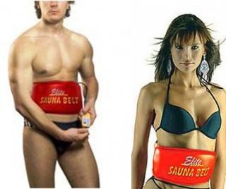 Пояс для схуднення Сауна Еліт (Sauna Belt Elite)