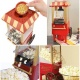 Апарат для приготування попкорна - попкорница «Ретро»