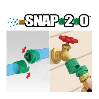 Коннектор соединитель для шланга Snap 2-0 Garden Hose