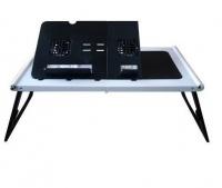Столик для ноутбука з кулером Super table LD99
