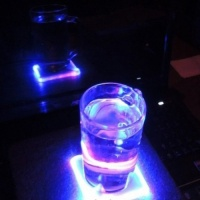 Оригинальная светодиодная подставка Flash Pad Флеш Пад