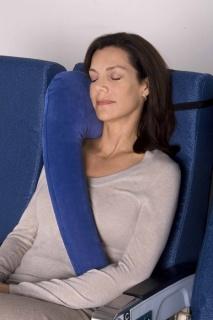 Надувна подушка для подорожей Travelrest Inflatable