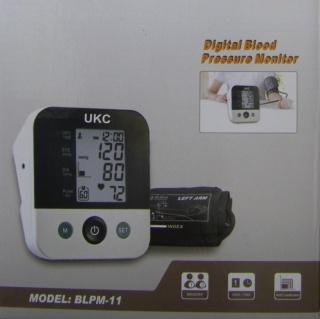 Тонометр автоматичний UKC Blood Pressure Monitor BLPM-11