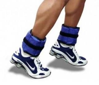 Спортивные утяжелители для рук, ног, бега - 0.5 кг.