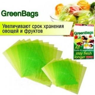 Харчові пакети Green Bags