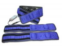 Вібромасажний магнітний пояс Waist Belt Pangao 2001 А3 3 в 1
