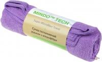 Супер впитывающее полотенце из микрофибры Mindo Tech 45х90 см