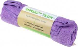 Супер вбираючий рушник з мікрофібри Mindo Tech 45х90 см