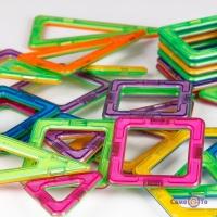 Магнитный 3D конструктор Magical Magnet 48 деталей