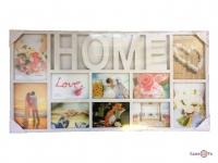 Мультирамка-колаж на стіну Family на 10 фото (144L)