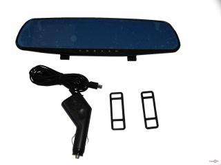 Дзеркало заднього виду з вбудованим відеореєстратором Rear-View Mirror Vehicle traveling data recorder 1080P