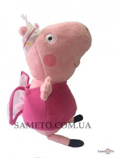 Мягкая игрушка Свинка Пеппа Peppa Pig