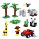 Детский конструктор Wange Designer аналог Lego 625 деталей