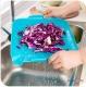 Пластиковый дуршлаг сито для раковины - сушка для овощей и зелени