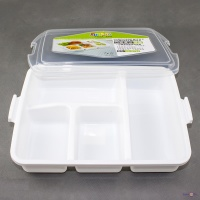 Контейнер для еды на 4 отделения Lunch Box JL-5724