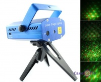 Лазерный проектор Laser Stage Lighting YX-6A (YX-6B)