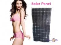 Сонячна панель-батарея Solar Board 150W 18v 148х67х3.5