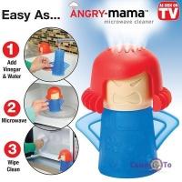 Очиститель микроволновки Angry mama Энгри мама