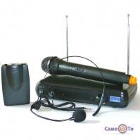 Вокальна радіосистема з мікрофоном UKC EW 500