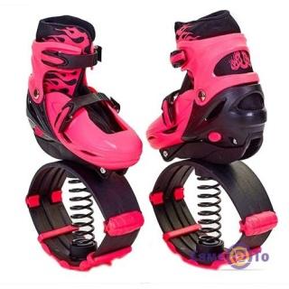 Джамперы - фитнес ботинки на пружинах (цвета в ассортименте)