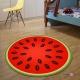 3D коврик для дома безворсовый, 80 см.