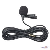 Петлічний мікрофон We-Media M-01