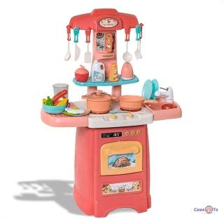 Дитяча кухня іграшкова - ігровий набір Fun Game (29 предметів)