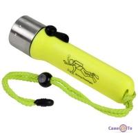 Подводный фонарь Shallow Light Flashlight for Diving - фонарь для подводной охоты