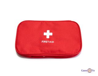 Домашняя аптечка-органайзер для хранения лекарств и таблеток First Aid Pouch Large
