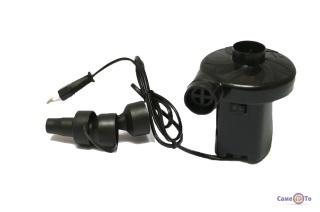 Электронасос для лодки и матраса Air Pump YF-205 (от сети 220 V) / YF-207 (от автоприкуривателя) - насос компрессор