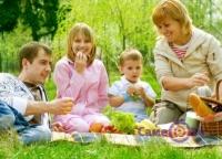 Детский антимоскитный браслет-репеллент для защиты от комаров