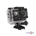 Спортивна екшн камера водонепроникна з пультом S2R 4K UltraHD WiFi