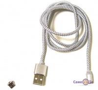 Зарядка на магните для телефона Lightning M3 1000 мм