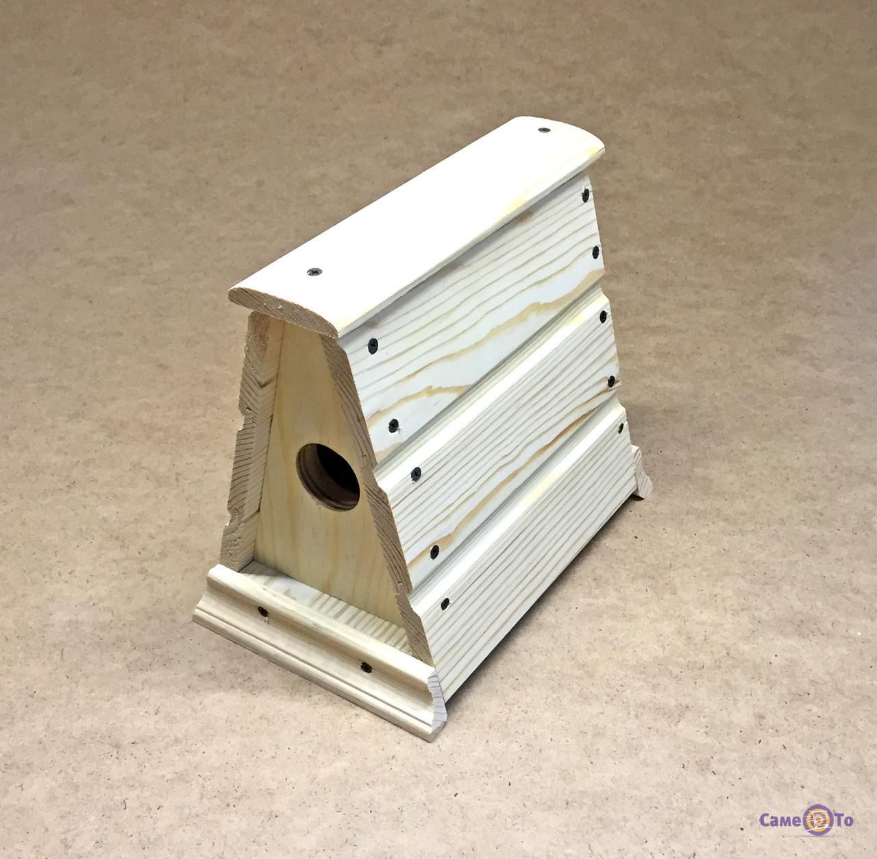 """Деревянная кормушка, оригинальная кормушка для птиц, """"Снегирь"""""""