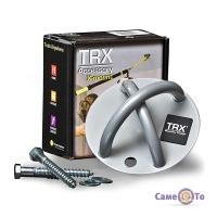 Крепление для TRX петель на потолок и стену TRX X-Mount