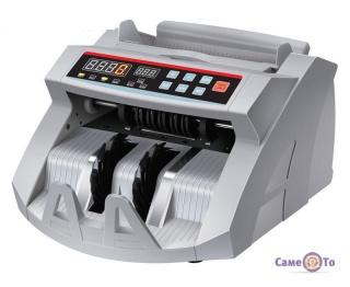Счетчик банкнот UKC 2089 UV/MG - машинка для счета денег