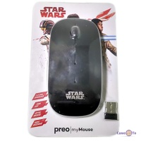 Bluetooth мышь Star Wars - черная компьютерная мышь