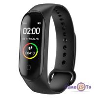 Водонепроницаемые браслет шагомер Smart Watch M4 - спортивный Браслет Здоровья