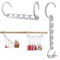 Вешалка органайзер для одежды в шкаф Чудо вешалка Wonder Hanger (8 шт)