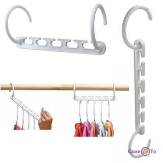 Вішак органайзер для одягу в шафу Чудо вішалка Wonder Hanger (8 шт)