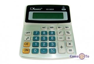 Калькулятор процентов Kenko KK 900 А, настольный