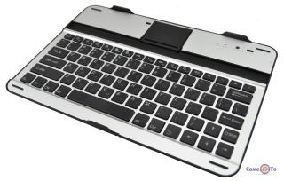 """Чохол з клавіатурою для планшета  до 10"""" (18х26 см)"""