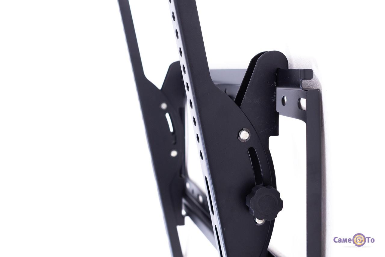 Настенное крепление для телевизора - наклонный кронштейн для монитора, 26