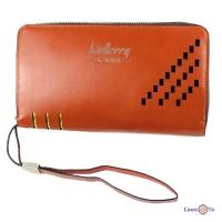 Кошелёк мужской Baellerry business - сумка кошелек (коричневый), SW009