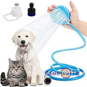 Щетка для собак и кошек Aquapaw - щетка для мойки животных